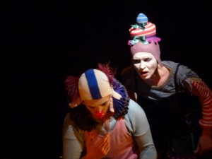Macbeth - clown - théatre