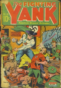Fighting Yank - comics US