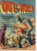 Out of world - Comic Museum