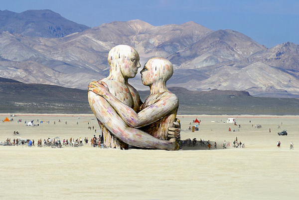 oeuvre 2014 burning man