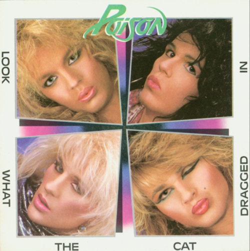 ALbum - Poison-Look_What_the_Cat_Dragged_In