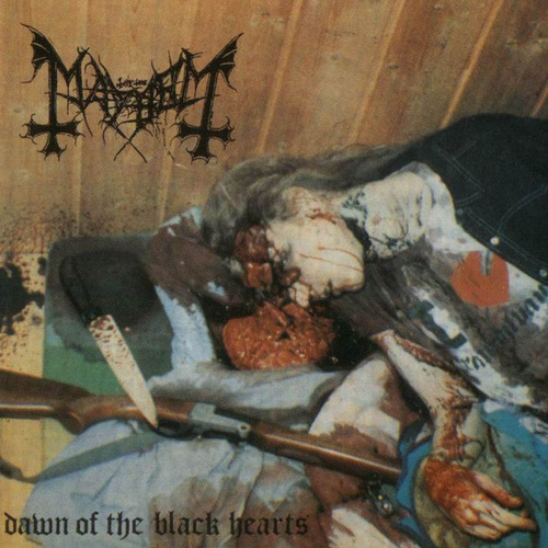 MAYHEM-DAWN OF THE BLACK HEARTS