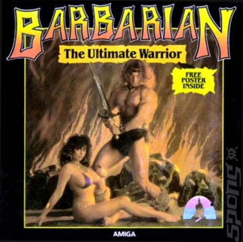 the ultimate warrior barbarian