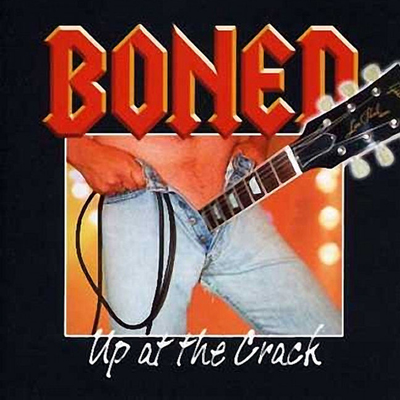 boned-up-at-the-crack handsome beastiality - pochette cd musique